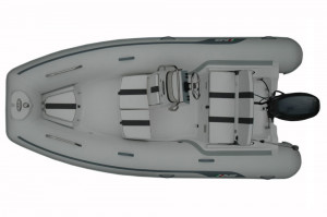 AB Oceanus 13 VST Inflatable RIB