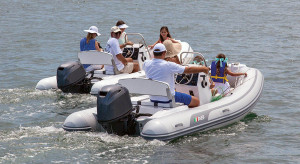 AB Oceanus 14 VST Inflatable RIB