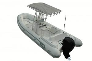 AB Oceanus 19 VST Inflatable RIB