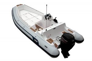 AB Nautilus 17 DLX Inflatable RIB -super RIB