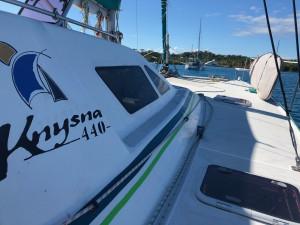 Knysna 440. One owner.