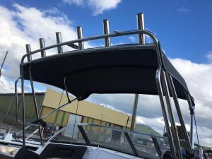 STEJCRAFT 580 ISLAND DELUXE ENCLOSED
