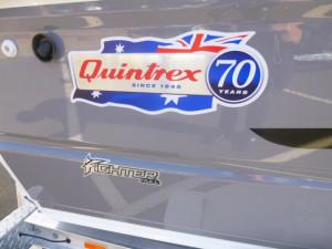 Quintrex 450 Hornet Trophy 'Fighter Series'