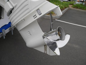 QUINTREX 450 FISHABOUT - RUNABOUT