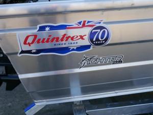 QUINTREX 390 F EXPLORER