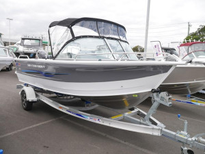 QUINTREX 510 FISHABOUT RUNABOUT