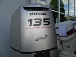 135 HP HONDA OUTBOARD