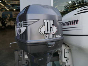JOHNSON 115HP OUTBOARD