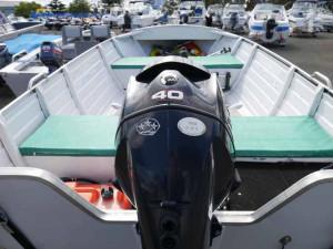 BERMUDA 450 VIPER OPEN BOAT