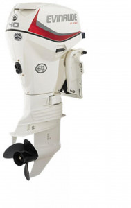 Evinrude Etec 40hp Direct Injection Outboard