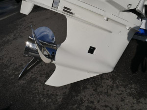 QUINTREX 510 CRUISEABOUT BOW RIDER