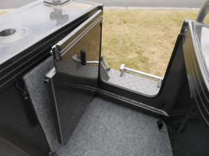 QUINTREX 650 TRIDENT HARD TOP