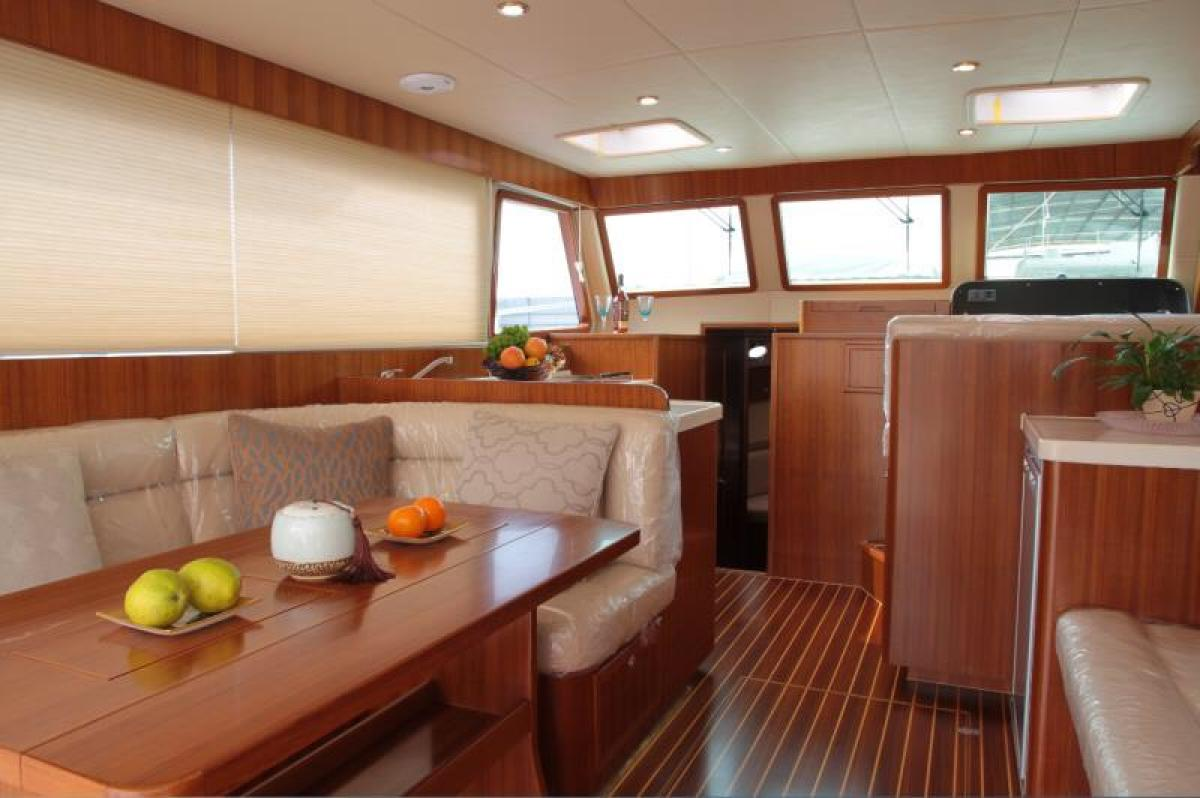 Fairway 43 Sedan New 2017 Boat