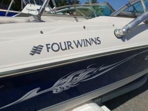 Four Winns H180 135HP Mercruiser