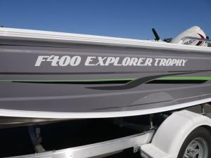 Quintrex 400 Explorer Trophy Package