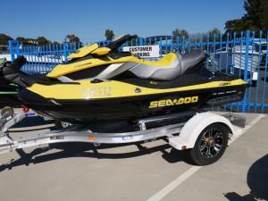 SeaDoo RXT 255 Jetski