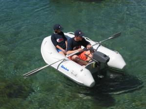 Aurora   Air Deck  A-260 Inflatable