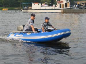Aurora Inflatable Airdeck -330
