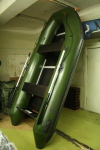Aurora Master M-300 - slip in floor  inflatable