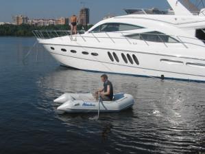 Aurora Slatted Floor T-220 -Light weight foldable inflatable