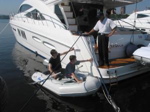 Aurora Slatted Floor T-260 -Light weight inflatable -foldable