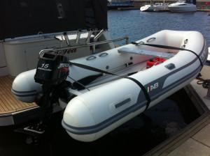 AB Ventus 10 VL Inflatable RIB