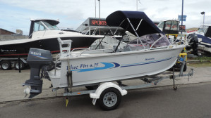 2007 Bluefin 475 Weekender