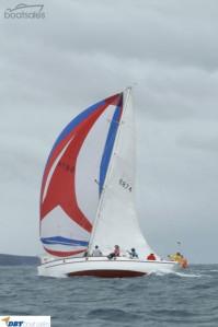 Alan Payne 34 Sloop