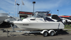 1997 Cruise craft 650