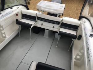 WHITTLEY CLEARWATER 1750 CUDDY
