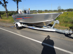 NEW QUINTREX 440 RENEGADE S/C WITH F 60 HP PACK  2