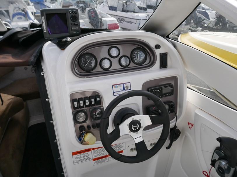 Whittley 2080 Cruiser