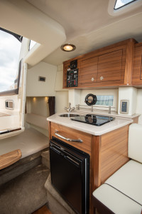 Sea Ray Sundancer 265