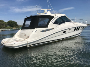 Sea Ray Sundancer 515
