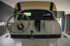 AB Oceanus  VST 21 Inflatable RIB