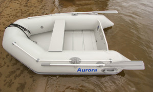 Aurora Slatted Floor T-240 - Light weight folding inflatable