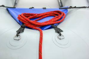 Aurora  Master M-400  Slip in floor -foldable inflatable