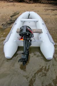 Aurora  Master M-330 - Slip in floor inflatable