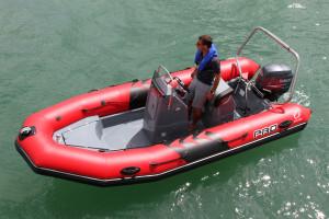 2019 Zodiac Pro 500 RIB Inflatable