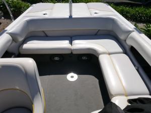 Malibu Sunsetter VLX Ski Boat