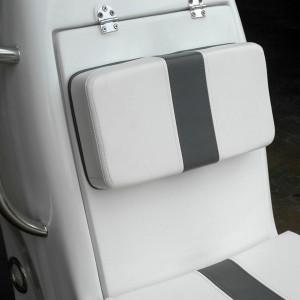 AB Alumina 13 ALX  - light weight aluminium center console RIB