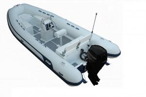 AB Alumina 18 ALX Inflatable RIB