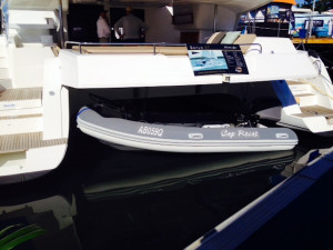 AB Lammina 15 AL  aluminium hull Inflatable  RIB