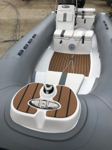 AB Alumina 16 ALX Inflatable RIB