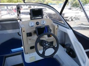 Ally Plate 610 Odyssey - Cabin Boat
