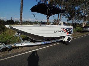 NEW QUINTREX 530 FRONTIER WITH F130 YAMAHA Pack 4
