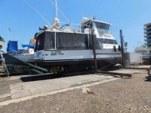 CHIVERS 46 Flybridge