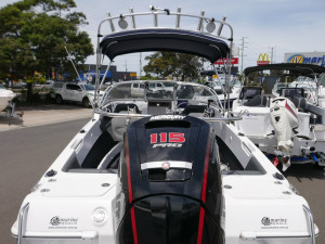 REVIVAL 525 RUNABOUT - EX DEMO