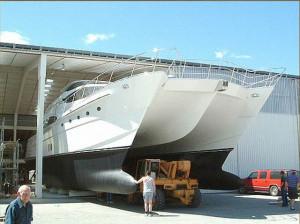 Pachoud 86 MY AZURE II Power Catamaran
