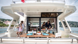 Greenline 48 Flybridge